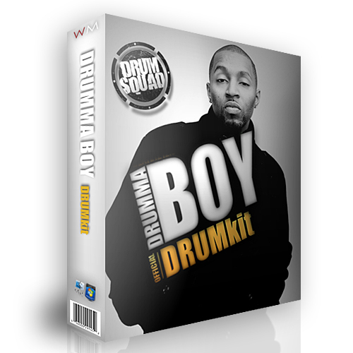 Product picture Drumma Boy Producer Sound Pack