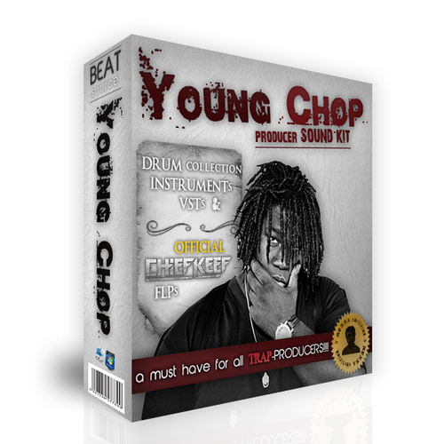Product picture Young Chop Sound Kit - DRILL SOUND PACK