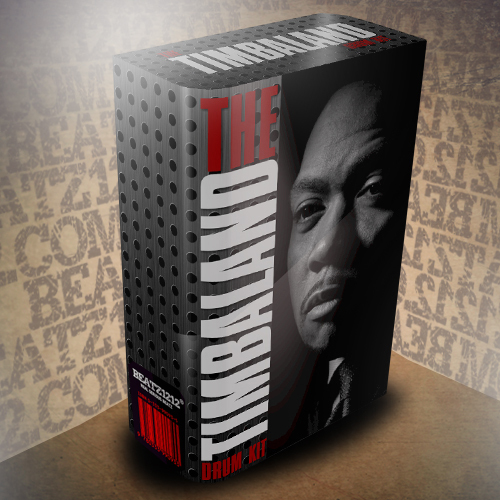 Product picture The Timbaland Drum Kit - Original Sound Pack -